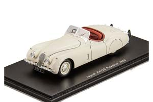 JAGUAR XK120 ROADSTER 1950 *ЯГУАР ДЖАГУАР