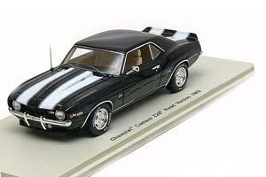 CHEVROLET CAMARO Z28 ROAD VERSION 1969 BLACK