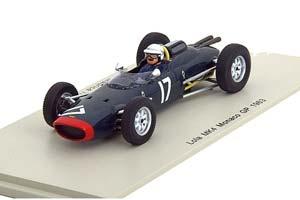 Lola MK4 #17 Monaco GP 1963 Maurice Trintignant