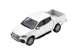MERCEDES X-CLASS 2018 PICK-UP (BR470) WHITE *BENZ BENC МЕРСЕДЕС БЕНС МЕРСИДЕС МЕРСЕДЕЗ БЕНЦ