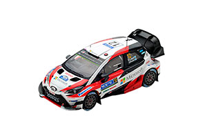 TOYOTA YARIS WRC #12 WINNER RALLY FINLAND 2017 E. LAPPI J. FERM *ТОЙОТА ТАЙОТА