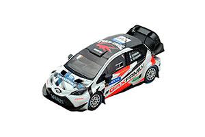 TOYOTA YARIS WRC PRESENTATION #VIP RALLY FINLAND 2017 M. GRÖNHOLM A. KARPPANEN *ТОЙОТА ТАЙОТА