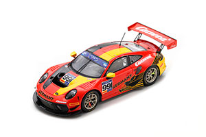 PORSCHE 911 GT3 R #991 FIA MOTORSPORT GAMES GT CUP VALLELUNGA 2019 S. GORIG A. RENAUER *ПОРШЕ ПОРШ