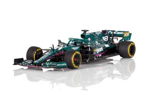 ASTON MARTIN AMR21 #18 ASTON MARTIN COGNIZANT F1 TEAM COGNIZANT GP BAHRAIN 2021 L.STROLL