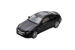 MERCEDES-AMG W205 C63 COUPE C205 2018 BLACK