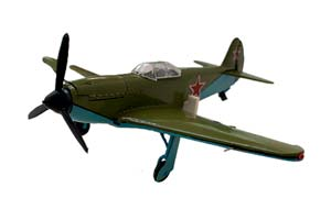YAK-3 (USSR PLANE) 1944-1946 MADE IN USSR | ЯК-3 СДЕЛАНО В СССР