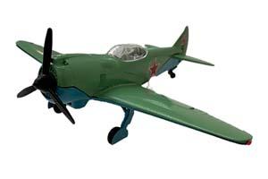 LAVOCHKIN LA-5 (USSR PLANE) 1942 MADE IN USSR | ЛАВОЧКИН ЛА-5 СДЕЛАНО В СССР