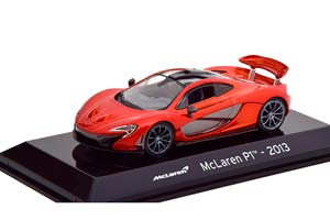 MCLAREN P1 2013 ORANGE METALLIC *МАКЛАРЕН МСКЛАРЕН