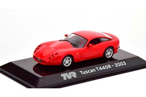 TVR TUSCAN T440R 2003 RED
