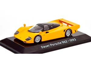 PORSCHE 962 DAUER STREET 1993 YELLOW/BLACK