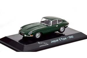 JAGUAR E-TYPE S1 COUPE 1961 DARK GREEN