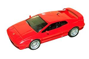LOTUS ESPRIT V8 RED
