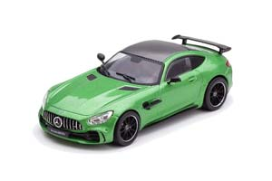 MERCEDES-AMG GT-R COUPE 2017 GREEN