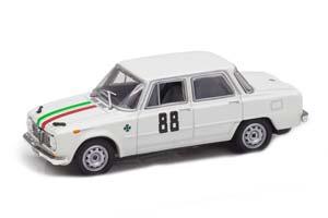 ALFA ROMEO GIULIA T.I. SUPER 1963 # 88 1963