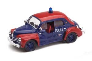 RENAULT 4CV POLICE DE MONACO POLICE MONACO