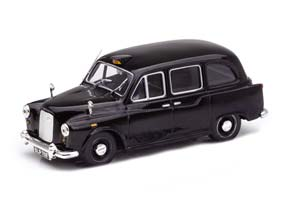 AUSTIN FX4 LONDON TAXI 1965 TAXI BLACK