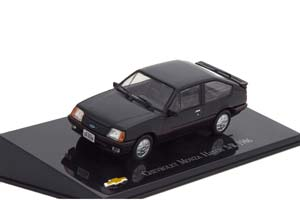 CHEVROLET MONZA S / R 1986 BLACK