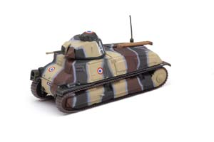 TANK SOMUA S35 1ERE DLM SAINT-OUEN (FRANCE) 1940 *ТАНК БТР