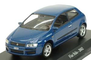FIAT STILO 2002 BLUE
