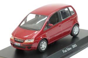 FIAT IDEA 2003 RED
