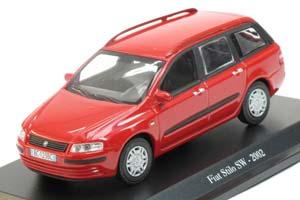 FIAT STILO SW 2002 RED