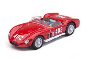 MASERATI 150 S # 402 MICHEL MILLE MIGLIA 1957