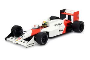 McLaren MP4/4 GP Japan World Champion 1988 Senna With Detailliertem Engine