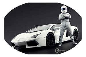 FIGURINE THE STIG TOP GEAR HIGH END FIGURINES FOR 1/18 MODELS NEW 2017