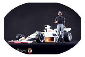 FIGURINE BRUCE MCLAREN HIGH END FIGURINES FOR 1/18 MODELS NEW 2020 | ФИГУРКА 1:18 БРЮС МАКЛАРЕН *ФИГУРКА ФИГУРИНА ФИГУРА