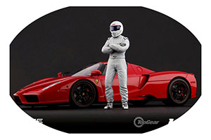 FIGURINE THE STIG WHITE HIGH END FIGURINES FOR 1/18 MODELS NEW 2020 | ФИГУРКА 1:18 СТИГ (WHITE) ТОП ГИР *ФИГУРКА ФИГУРИНА ФИГУРА