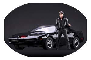 FIGURINE KNIGHT RIDER (DAVID HASSILHOFF) HIGH END FIGURINES FOR 1/18 MODELS NEW 2021 | ФИГУРКА 1:18 РЫЦАРЬ-НАЕЗДНИК ДЭВИД ХАССЕЛЬХОФФ *ФИГУРКА ФИГУРИНА ФИГУРА