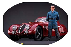 FIGURINE ENZO ANSELMO GUISEPPE MARIA FERRARI HIGH END FIGURINES FOR 1/18 MODELS NEW 2021 | ФИГУРКА 1:18 ЭНЦО АНСЕЛМО ДЖУЗЕППЕ МАРИЯ ФЕРРАРИ *ФИГУРКА ФИГУРИНА ФИГУРА