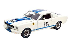 FORD MUSTANG SHELBY GT 350R #98B TERLINGUA RACING 1965