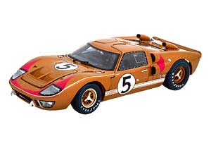 FORD GT40 MK II #5 24H LE MANS 1966 BUCKNUM/HUTCHERSON