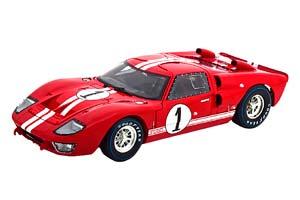 FORD GT40 MK II WINNER 12H SEBRING 1966 MILES/RUBY