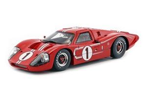 FORD GT40 MK IV WINNER 24 LE MANS 1967 GURNEY/FOYT