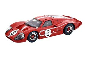 FORD GT40 MK 4 #3 24H LE MANS 1967 ANDRETTI/BIANCHI