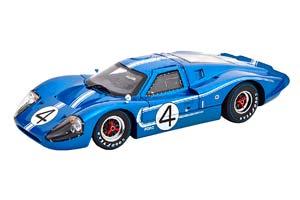 FORD GT40 MK 4 #4 24H LE MANS 1967 HULME/RUBY