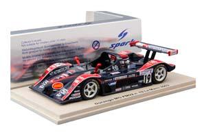 AUTOMOTIVE DURANGO MG PM02 #19 LE MANS 2003 BLACK/RED #N/A
