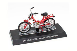 OSCAR MISTER COLLEGE PROTOTIPO RED *ОСКА