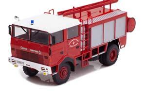 BERLIET GDB 4X4 SERVICE DINCENDIE FIRE