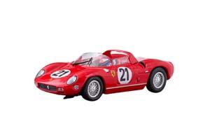FERRARI 250 P 1963 RED