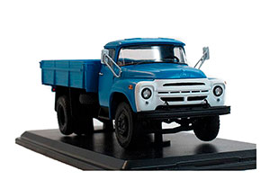 ZIL 130 OLD GRILL 1964 BLUE (ЗИЛ 130 (РАННЯЯ РЕШЕТКА) СИНИЙ)