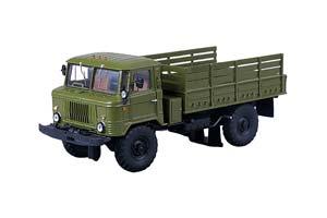 GAZ 66 ONBOARD (USSR RUSSIA) GREEN | ГАЗ-66 ХАКИ