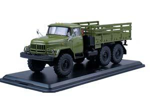 ZIL-131 ONBOARD (USSR RUSSIAN)   ЗИЛ-131 БОРТОВОЙ ХАКИ