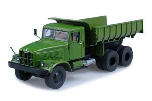KRAZ-256B (USSR RUSSIA) | КРАЗ-256Б САМОСВАЛ (ХАКИ)
