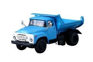 ZIL MMZ 555 (USSR RUSSIA) BLUE | ЗИЛ-ММЗ-555 ГОЛУБОЙ *ЗИЛ ЗАВОД ИМЕНИ ЛИХАЧЕВА