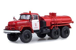 ZIL 131 ATS-40 FIRE (USSR RUSSIAN CAR) | ЗИЛ 131 АЦ-40 ПОЖАРНЫЙ
