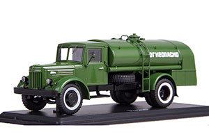 MAZ-200 TZ-200 ON CHASSIS ARMY (USSR RUSSIAN CAR) | МАЗ-200 ТЗ-200 НА ШАССИ АРМЕЙСКИЙ *МАЗ