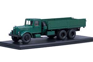YAAZ-210 ONBOARD (USSR RUSSIAN CAR) GREEN | ЯАЗ-210 БОРТОВОЙ *ЯАЗ ЯРОСЛАВСКИЙ АВТОЗАВОД